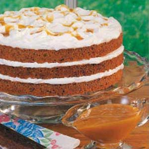Butterscotch Torte