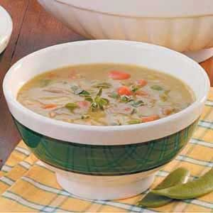 Wisconsin Split Pea Soup