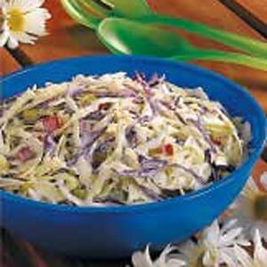 Two-Cabbage Slaw