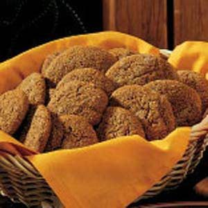 Chewy Spice Cookies