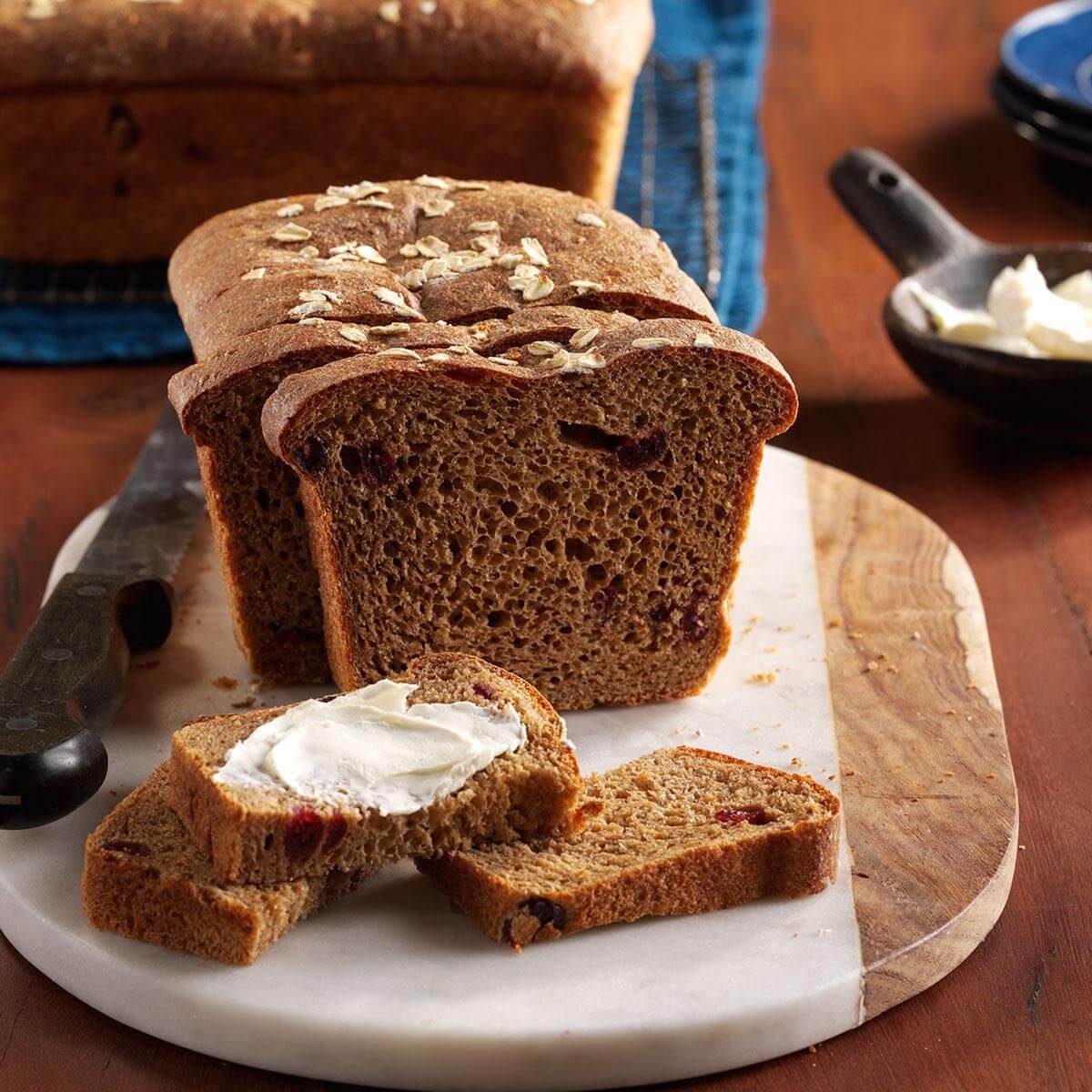 Cape Cod Bay Brown Bread
