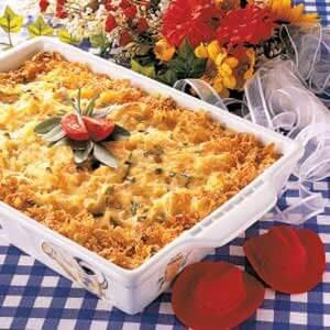 Rich Potato Casserole