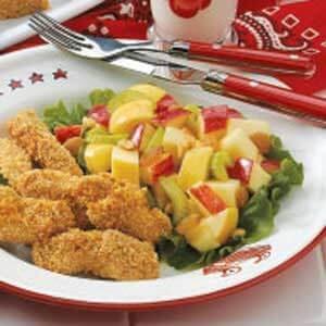 Crispy N Crunchy Salad