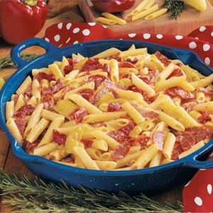 Spicy Pepper Penne