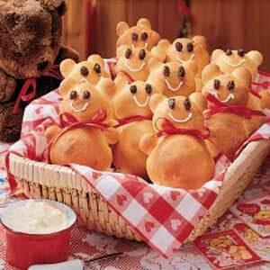 Teddy Bear Rolls