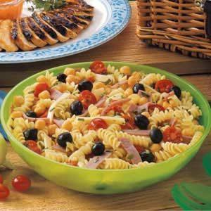 Summer Spiral Salad