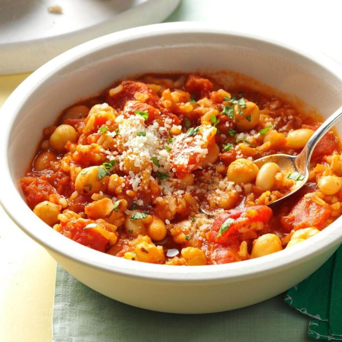 Quick Italian Veggie Skillet