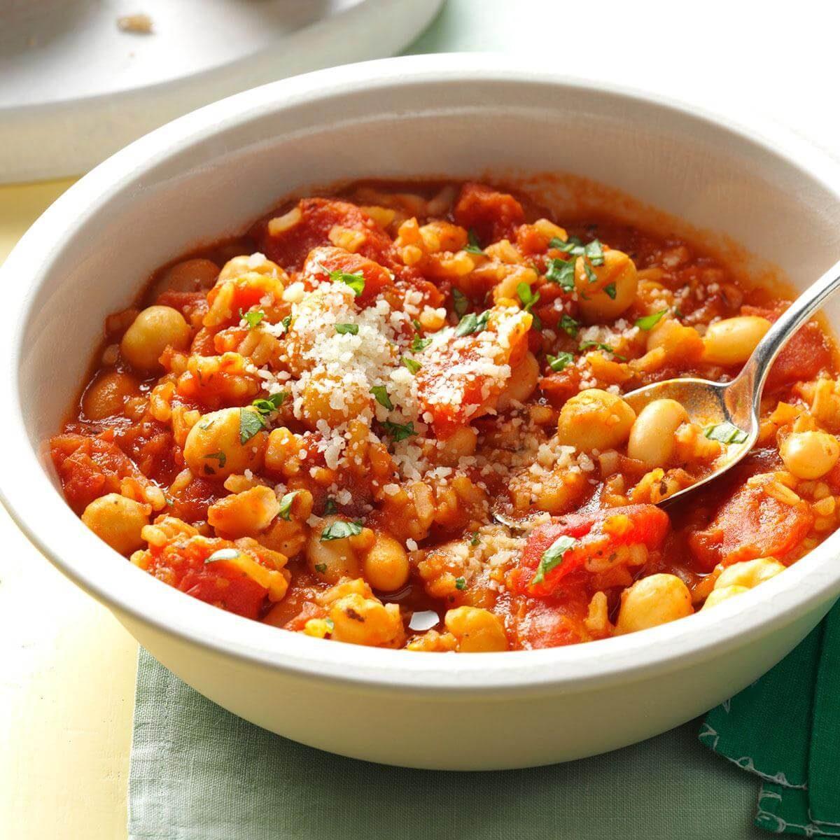 Quick Italian Veggie Skillet Recipe