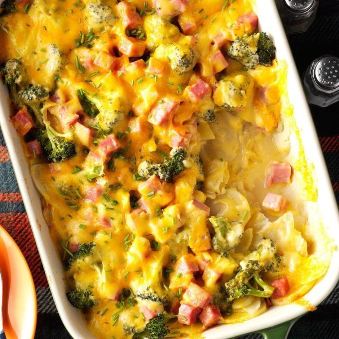 Day 25: Loaded Baked Potato Casserole