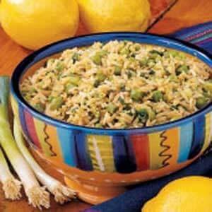 Lemon Fried Rice
