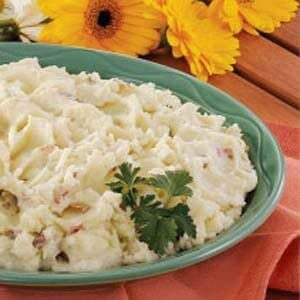 Home-Style Mashed Potatoes