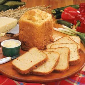 Garden Vegetable Bread
