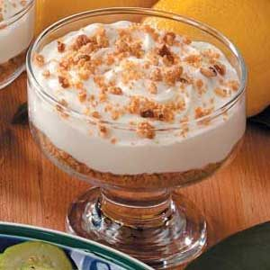 Creamy Lemonade Cups