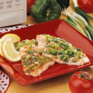 Italian Orange Roughy
