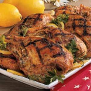 Jalapeno Grilled Chicken