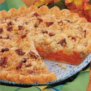 Dutch Apricot Pie