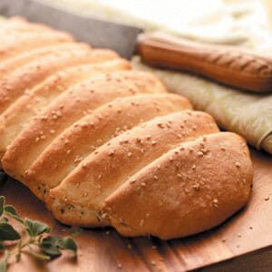 Buttery Herb Loaves