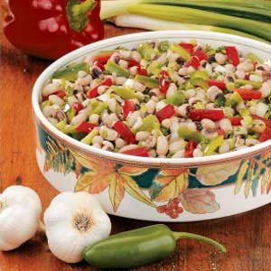 Potluck Black-Eyed Pea Salad