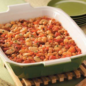 Three-Bean Cassoulet