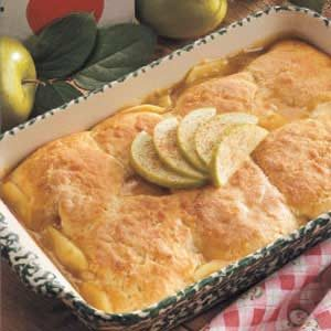 Healthy Apple Cobbler Recipe Taste Of Home