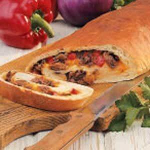 Roast Beef Sandwich Roll