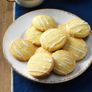 Lemon Slice Sugar Cookies