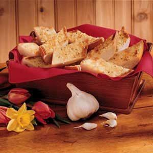 Garlic Cheesy Bread