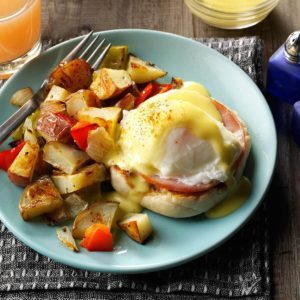 16 Recipes for Eggs Benedict Lovers