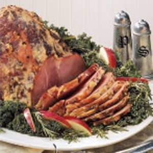 Cider-Baked Country Ham