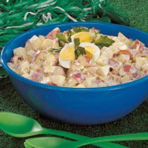 Pom-Pom Potato Salad
