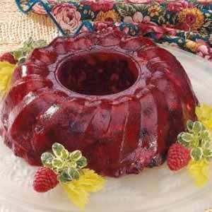 Sugar-Free Cranberry Gelatin Salad
