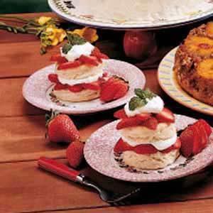Southern Shortcake