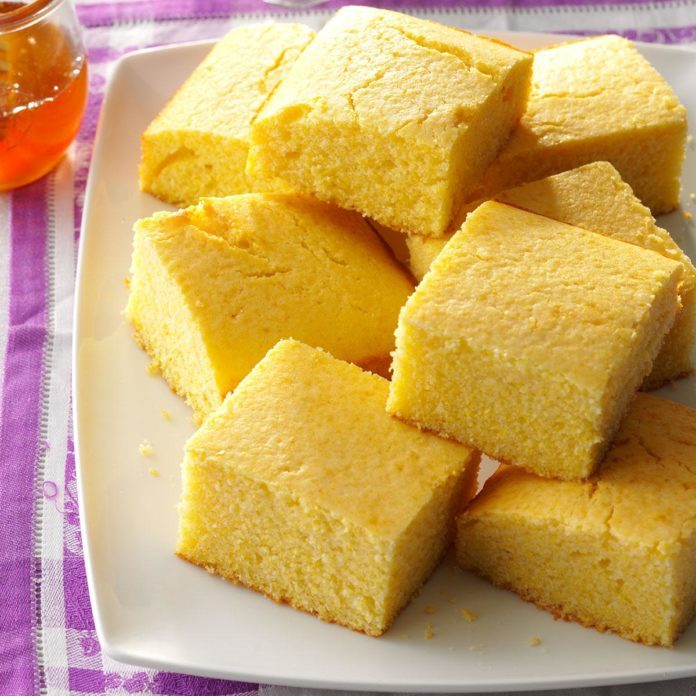 Moist & Sweet Corn Bread