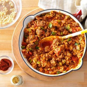 Mom's Spanish Rice