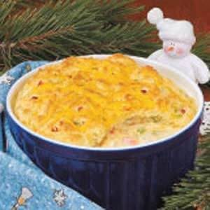 Vegetable and Turkey Potpie