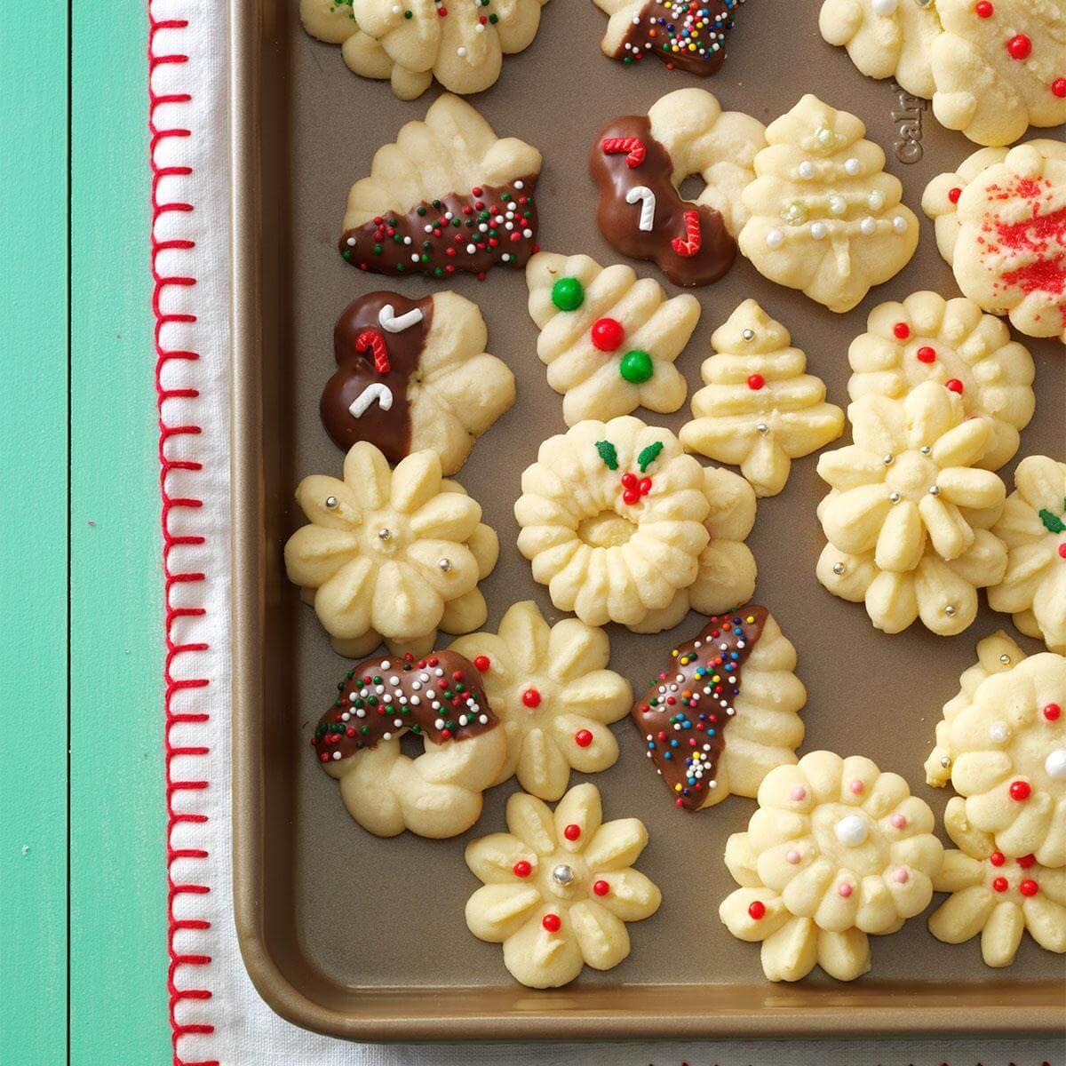 Christmas Cookies Baking Guide Taste Of Home