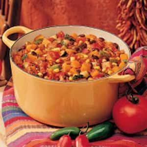 Garden Harvest Chili