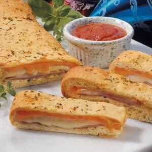 Baked Deli Sandwich