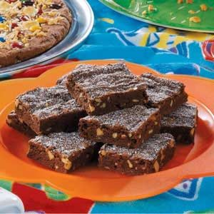 Cinnamon Brownie Bars