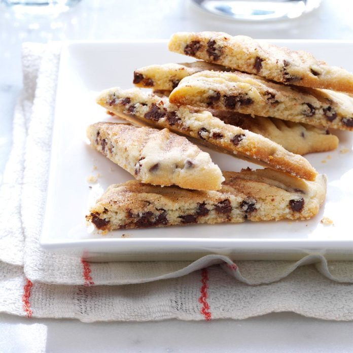 Norwegian Chocolate Chip Cookies