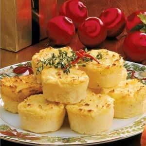 Mashed Potato Timbales