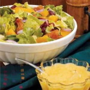 Greens 'n' Fruit Salad