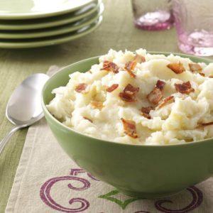 Apple Mashed Potatoes