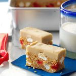 Cherry-Coconut Slices
