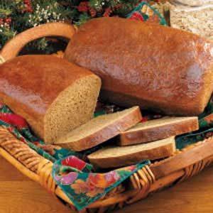 Molasses Oat Bread