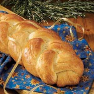 Rosemary Garlic Braid Recipe Taste Of Home