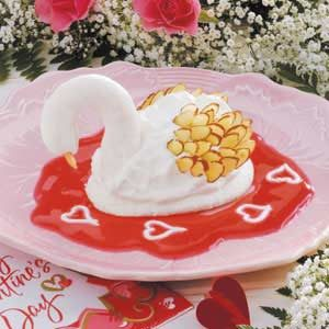 Valentine Swans