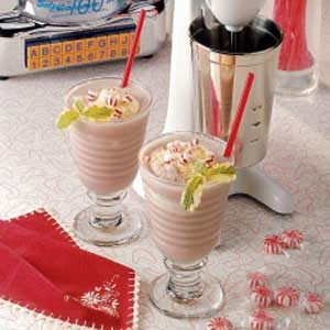 Peppermint Chocolate Malt