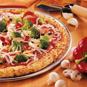 Pepperoni Pizza Supreme