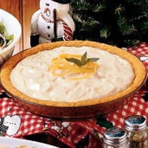 Lemon Cheese Pie